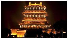 【忆往事笑面如花】中国名楼夜景大比拼,武汉、西安、成都、昆明、贵阳,哪家强?