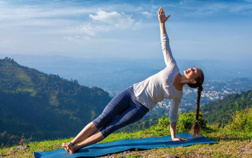 【那缕云后的阳光】一套假期减压修复瑜伽序列,可以释放积累在身体的压力和不良情绪