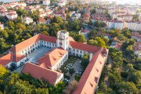 【薄荷味的夏天】这里是中国海洋大学校园,这里是山东最美丽的大学校园