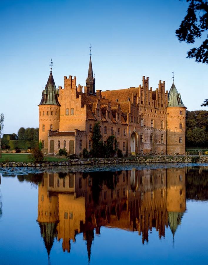 【轻拂两袖风尘】这些历史悠久的古堡,集浪漫与神秘于一体