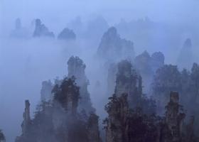【我有我的小思念】世界遗产张家界,中国第一个国家森林公园