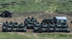 99A主战坦克:我军最先进且完全信息化的主战坦克,防护能力强