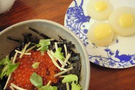 【上衫绘梨衣】丼——日本盖饭的味道