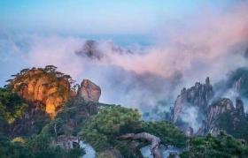【隐隐仙姬】大美中国河山 三清山,一座因道教而兴的山!摄影美图赏