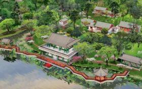 """【森里伊人】150年才建成的万园之园""""圆明园""""复原图,极端奢侈,美到窒息"""