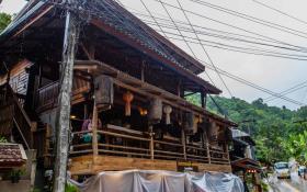 【霸气侧漏好骚年】因电影走红的泰囧小村庄,泰国清迈深山里的世外桃源,依然小众
