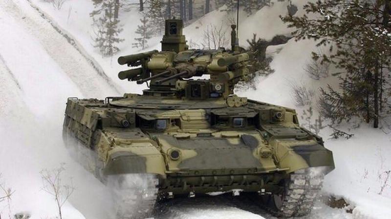 """【猫跟你都爱吃鱼】""""步兵收割机""""名副其实!2.5公里内寸草不生,配合坦克歼击敌军"""