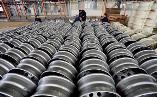 【眉眼如初岁月如故】美媒:盯上中国产钢轮 欧盟对华征收反倾销税