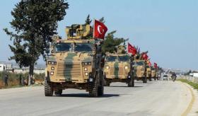 【墨锦倾城染青衣】蓬佩奥承诺美国将继续支持库尔德武装,阻止土耳其入侵