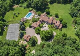 【超级无敌小机智】豪宅欣赏——售价995万美元的美国康涅狄格州 时尚田园风庄园