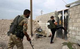 【未来叫兽】在美国与土耳其达成的停火协议中,一名土耳其士兵在叙利亚丧生