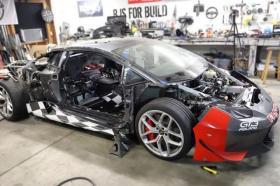 【菇凉的霸気范儿】改装版兰博基尼Huracán车型将参加本次SEMA车展