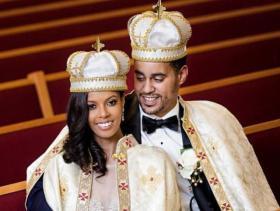 【抹茶味的百奇】埃塞俄比亚貌美王妃,21岁在夜店邂逅王子,求婚时才知道对方身份