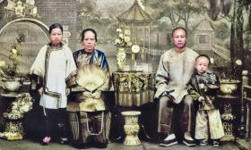 【余墨残香独自敛】百年前的广东旧影,彼时的广府人家