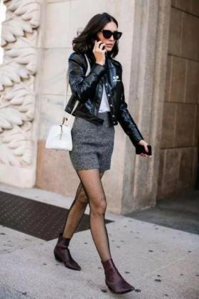 """【眸是三千嗔】秋冬别只知道小黑靴,现在流行的是""""这双""""鞋!可别说你还不知道"""
