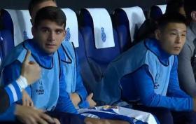 【猫跟你都爱吃鱼】35分钟3-0+制造2红牌!西班牙人疯狂爆发,武磊坐替补席表情迷