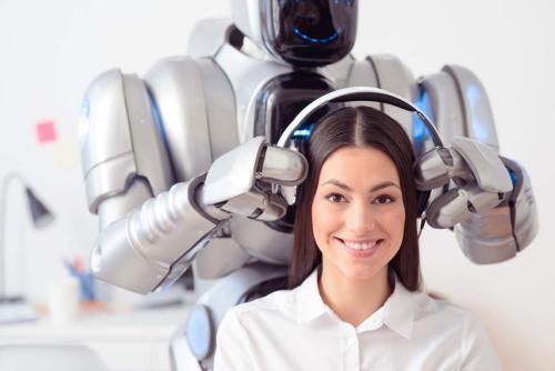 【科技】日本女性机器人惹争议!外观性能以假乱真,未来或颠覆人类社会?