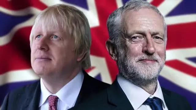 【一倾风月一流年】英国大选临近 反对党承诺胜选后全民免费上网英国大选临近 反对党承