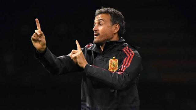 【上衫绘梨衣】官方:恩里克正式回归 出任西班牙国家队主帅