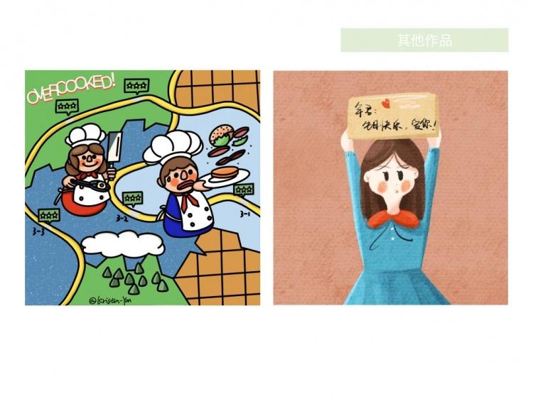 【年的设计工作室】商业插画定制,海报包装设计,四格漫画,头像设计_设计服务>>动漫设计>>插画设计