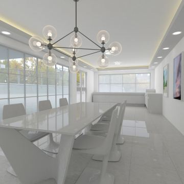 3D室内室外家具建模与渲染设计【陈冷冷的设计|线上服务】