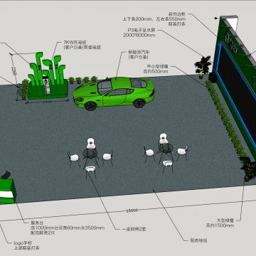 合肥地区展位的设计与搭建
