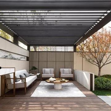 园林景观设计别墅庭院设计