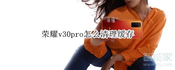 荣耀v30pro怎么清理缓存_设计服务_文案/PPT设计