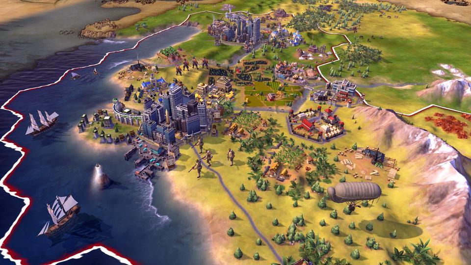 《文明6》Switch版11月16日正式发售!_软件开发_游戏开发-蚂蚜网(兼职|接单|私活|外包)