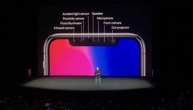 TrueDepth相机系统将进入今年的三款新iPhone_软件开发_智能硬件-蚂蚜网(兼职 接单 私活 外包)
