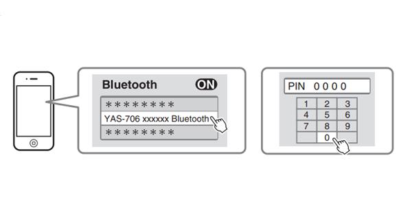 雅马哈YAS_706回音壁音箱怎么播放蓝牙设备上的声音_设计服务_文案/PPT设计-蚂蚜网(兼职|接单|私活|外包)