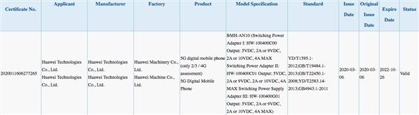下个月登场?荣耀30得到3C认证:40瓦超级快充_销售运营_搜索引擎优化