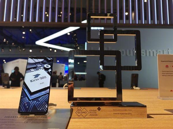 """华为Mate20Pro获""""最佳智能手机""""奖_销售运营_网络营销"""