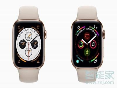 苹果手表3和4的区别_设计服务_工业设计
