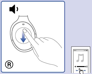 索尼WH_1000XM2耳机怎么控制音乐播放_设计服务_文案/PPT设计-蚂蚜网(兼职|接单|私活|外包)