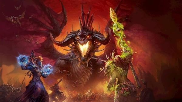 《魔兽世界》活跃玩家数越来越多!怀旧服功劳最大_软件开发_游戏开发