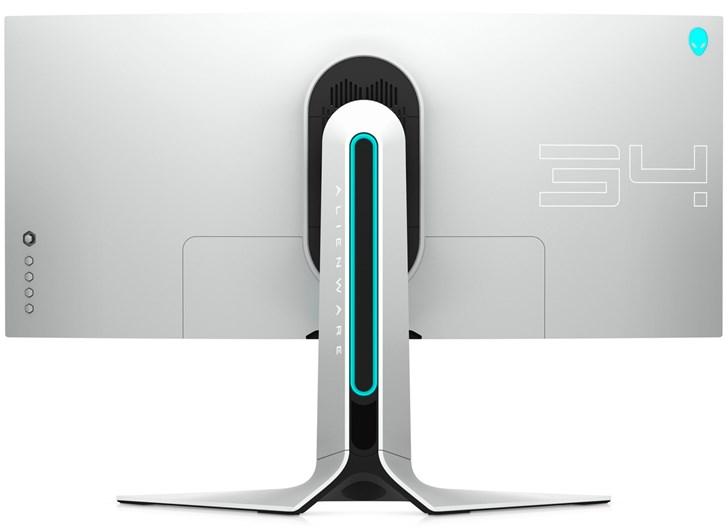 外星人旗舰游戏显示器上线:34英寸_资源共享_活动设备