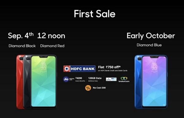 Realme2上线:刘海屏,预装Android8.1Oreo_设计服务_文案/PPT设计