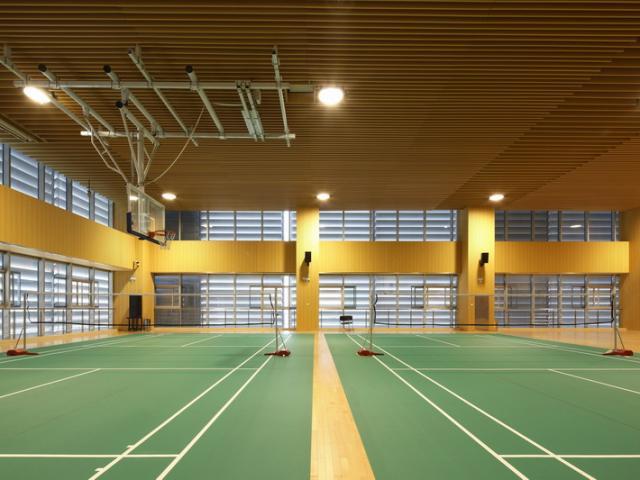 运动场馆服务技能分享板块