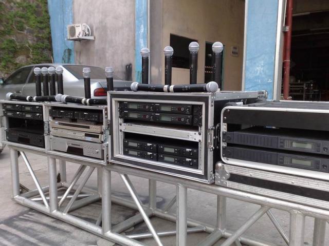 舞台设备服务技能分享板块
