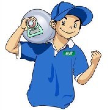 桶装水送水 广州300店怡宝冰露农夫山泉益力优惠【知家生活配送服务|上门服务】