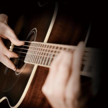 单人0基础吉他体验课