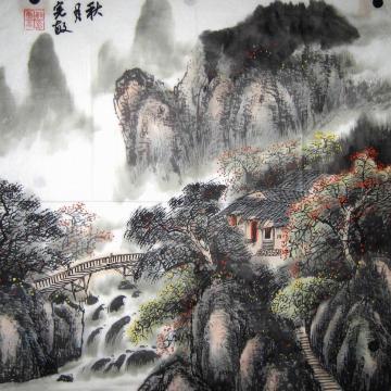 新学员成人国画/书法/水彩课【上海博艺艺术培训中心|到店消费】
