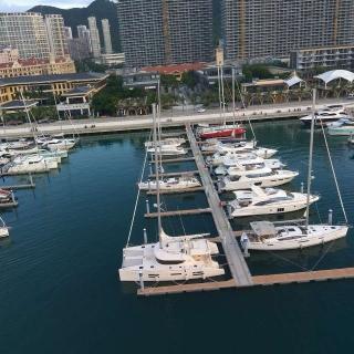 易航游艇租赁服务有限公司经营服务: 游艇