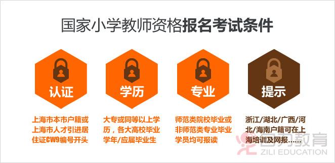 【上海自力进修学院】国家小学教师资格(签约双证班)/多媒体教学_教育培训>>技能提升>>教师培训