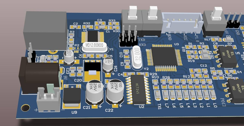 【聚能电子设计工作室】单片机软件开发_软件开发>>智能硬件>>嵌入式
